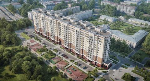 "Продается четырехкомнатная квартира в ЖК ""Маршал"" на ул. Болотникова - Фото 4"