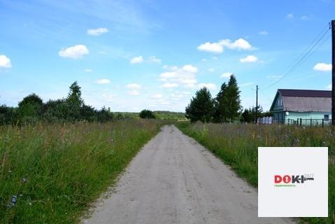 Продажа участка, Егорьевск, Егорьевский район, Д.Хотеичи - Фото 1