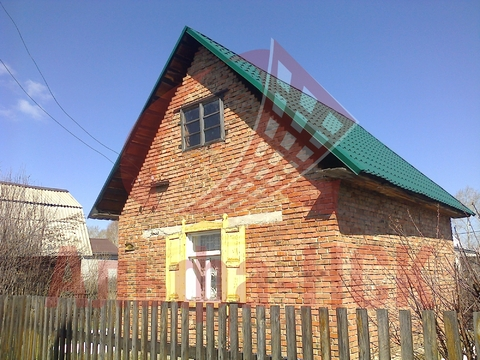 Капитальный кирпичный дом с возможностью круглогодичного проживания - Фото 1