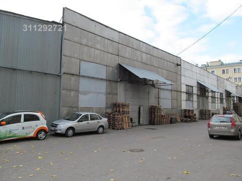 Под склад, ангар, холод, выс. потолка: 8 м, огорож. терр, охрана, хо - Фото 1
