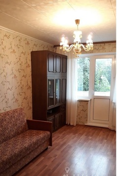 1-комнатная квартира ул.Латышская дом 1 - Фото 1