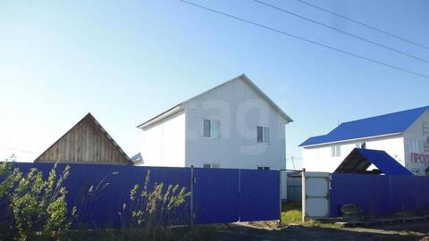 Продам дом, Продажа домов и коттеджей в Тюмени, ID объекта - 502695553 - Фото 1