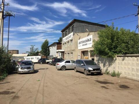 Продажа производственного помещения, Иркутск, Ул. Баррикад - Фото 1