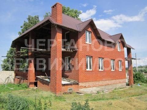 Продается коттедж 250м Татарстан респ, Спасский район, д. Ржавец - Фото 1