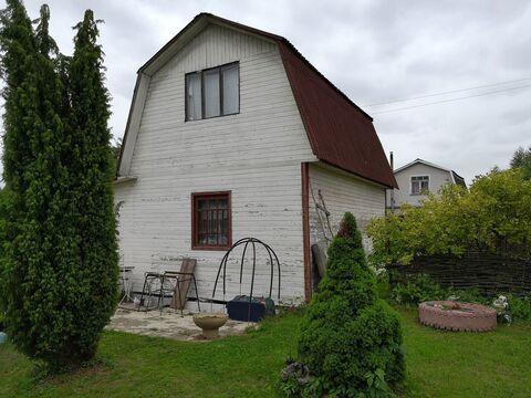 Деревянный дачный дом 84 км от МКАД Ступинский район, СНТ в черте г - Фото 3