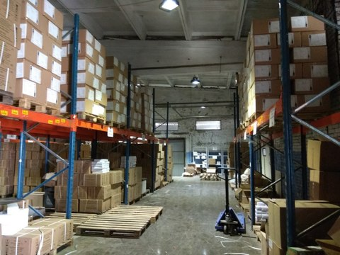 Холодный склад 420 м2 (плюс 180 м2) в Машково в 11 км от МКАД - Фото 1