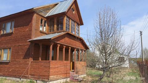 Дом 75 кв.м СНТ Флора , д Богдановка. Чеховский район - Фото 5
