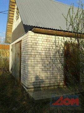 Участок 9 с ул. Надежды, д. 27 с кирп. 2 эт. гаражом и фундаментом - Фото 3