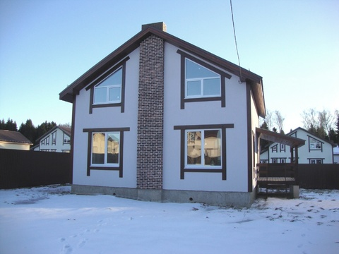 Продаётся новый дом 149 кв.м с участком 7.98 сот. в поселке Подосинки - Фото 3