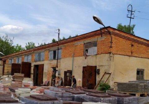 Продается производство г Тула, поселок Ново-Скуратово, д 99б - Фото 1