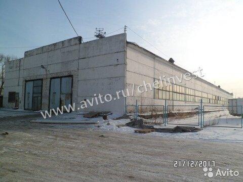 Производственное помещение, 2421.8 м - Фото 1