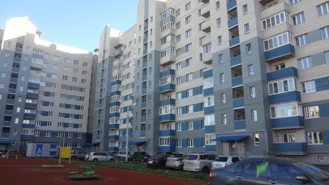 1-комн. квартира в новом кирпичном доме, ул. Сосновая, 3, к.3 - Фото 4