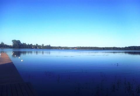 Участок 13.5 соток в д.Озерки, Клепиковского района, Рязанской области. - Фото 1