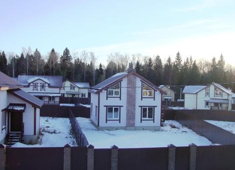 Продаётся новый дом 149 кв.м с участком 7.98 сот. в поселке Подосинки - Фото 4