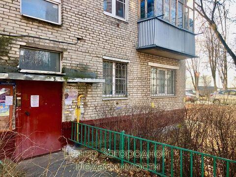 Однокомнатная Квартира Область, улица Комарова, д.16, Щелковская, до . - Фото 4