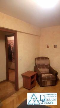 1-комнатная квартира в 15 минутах ходьбы до м Нижегородская - Фото 4