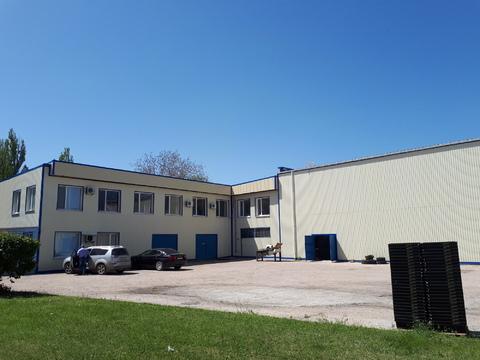 Продаётся действующее производство 2375 кв.м. в Керчи - Фото 2