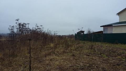 Земельный участок ИЖС в п.Атепцево - Фото 1