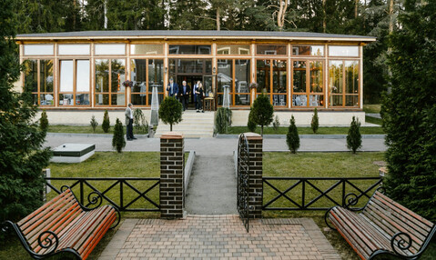 Новый действующий парк-отель на 12га. на берегу реки Дубна - Фото 5