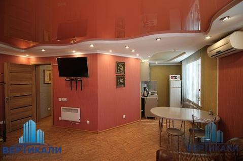 Уникальная квартира -студия на Воронова 18 в - Фото 1