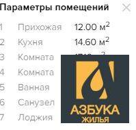 Продам 2-к квартиру, Красногорск город, бульвар Космонавтов 13 - Фото 3