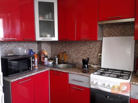 Однокомнатная квартира с индивидуальным отоплением, ремонтом, ю/з район - Фото 1