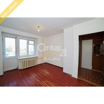 Продажа 1-к квартиры на 4/5 этаже на ул. Луначарского, д. 43 - Фото 1