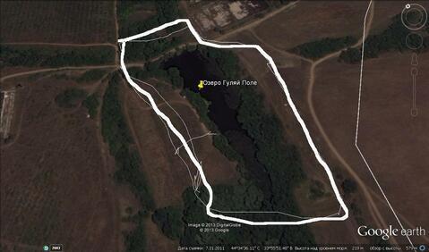 Продается переуступка права аренды 49лет, земли 4га с озером с. Аромат - Фото 4