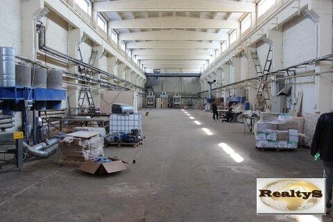 Сдается производственный корпус площадью 1350м2 Климовск - Фото 1