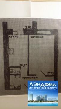 1 комнатная квартира в районе всо, 3 Московский проезд, 12 б - Фото 3