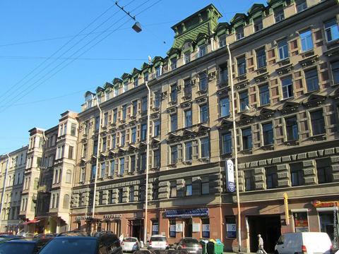 Объявление №61459330: Продаю 6 комн. квартиру. Санкт-Петербург, ул. Жуковского, 7,