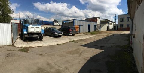 Земельный участок промназначения 1140 кв.м.+ офис и ангары - Фото 3