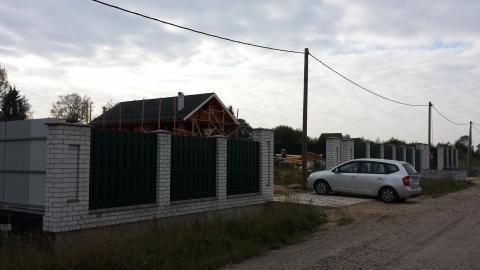 Участок 14 соток ИЖС, собств, Гатчина, Сокколово - Фото 4
