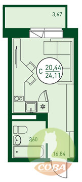 Продажа квартиры, Тюмень, Верхнетарманская - Фото 1