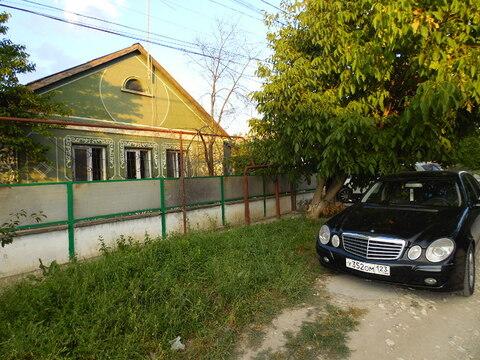 Дом общ.пл.85м.кв. ул. Таманская , жилая времянка , участок 5,5 сот - Фото 1