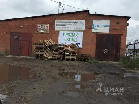 Продажа склада, Иркутск, Ул. Толевая - Фото 1