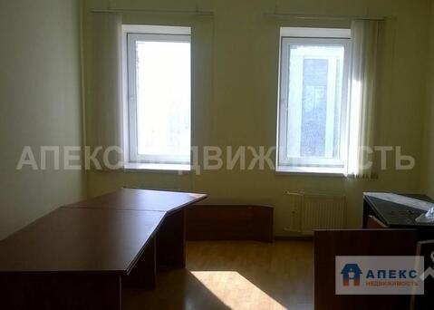 Аренда офиса 100 м2 м. Боровицкая в административном здании в Арбат - Фото 1