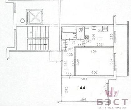 Комнаты, ул. Черепанова, д.16 - Фото 3