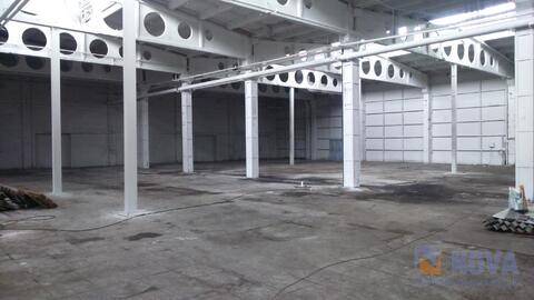 Сдается производственное помещение 500 м2. Без комиссии. - Фото 1