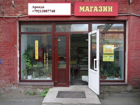Торговое помещение 80м2 при БЦ, м. Елизаровская - Фото 1