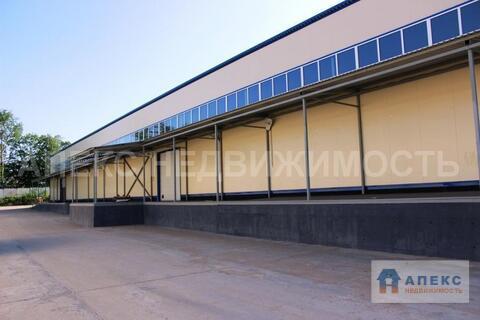 Аренда помещения пл. 2060 м2 под склад, производство, , офис и склад . - Фото 1