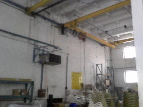 Производственное помещение 338 кв.м на охраняемой территории - Фото 2