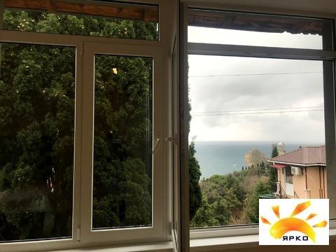 Продажа квартиры в Симеизе с видом на море. - Фото 3