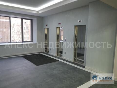 Аренда офиса 2484 м2 м. Курская в бизнес-центре класса А в Басманный - Фото 3