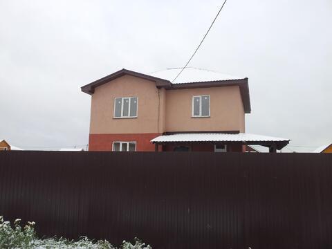 Продается новый дом 205м2, 10 сот, д.Малышево, Раменский район - Фото 4
