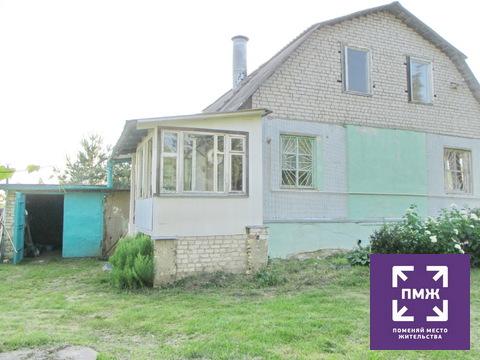 Продам дом в д. Быстрой (Салтыки, Добрый) - Фото 4