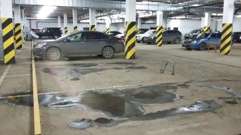 Продаю машиноместо в наземном паркинге в центре города Пушкино, - Фото 3