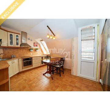 Продажа 2-к квартиры на 5/5 этаже на Ключевском ш, д. 3 - Фото 1
