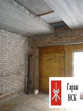 Продам капитальный гараж. ГСК Строитель № 301, Щ Академгородка - Фото 5