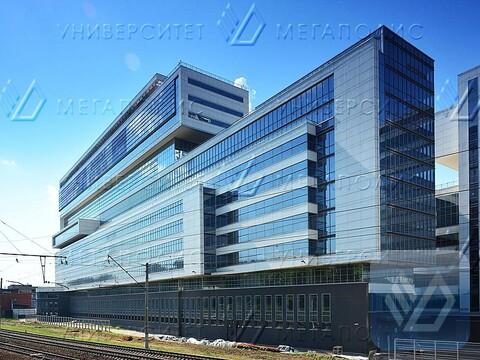 Сдам офис 606 кв.м, бизнес-центр класса A «Парк Победы» - Фото 2
